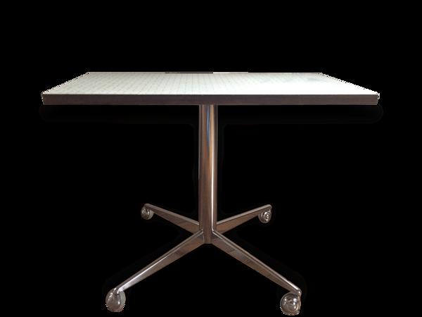 Table basse à roulettes