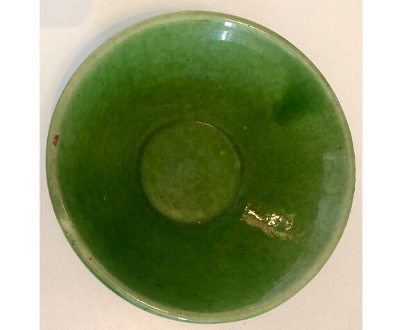 Green provencal ramequin