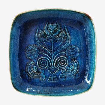 Assiette decorative taburet quimper