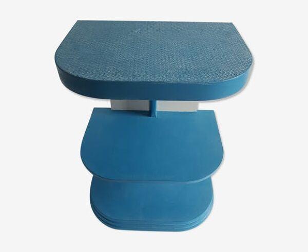 Chevet bleu