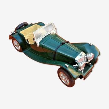 Voiture miniature  Jaguar SS100  (1937) Burago