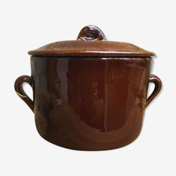 Terrine en céramique