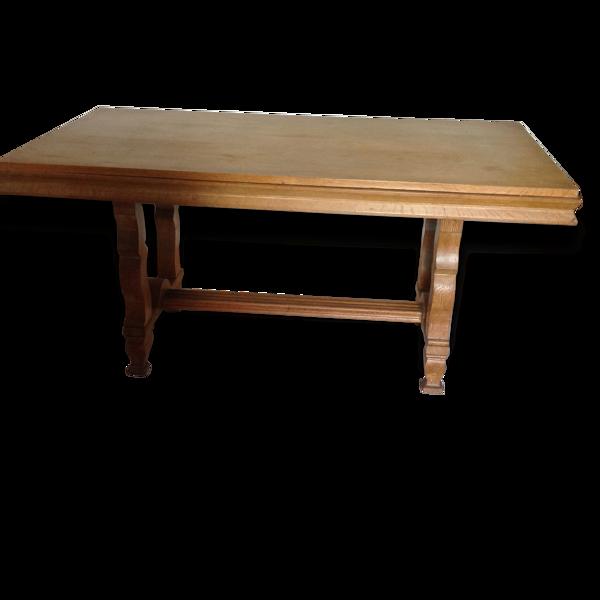 Table salle à manger en hêtre