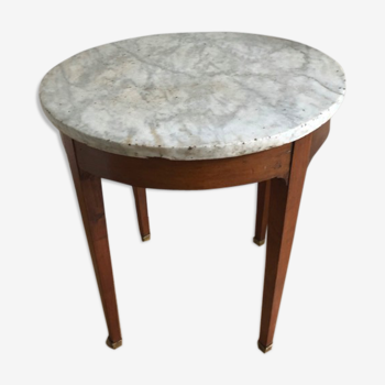 Table d'appoint marbre