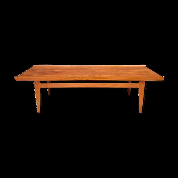 Selency Table basse scandinave Finn Juhl design 1960 modèle FD532