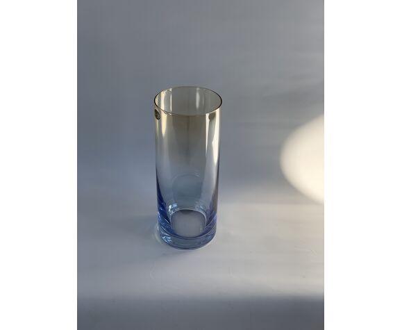 Vase en cristal bohemia Crystalex Czechoslovakia