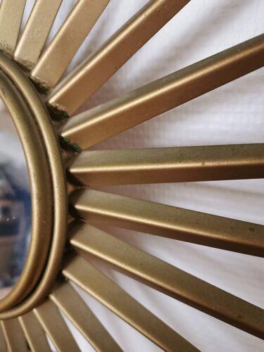Miroir soleil vintage