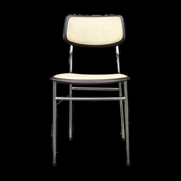Chaise bureau vintage