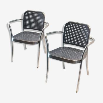 Vico Magistretti  armchairs