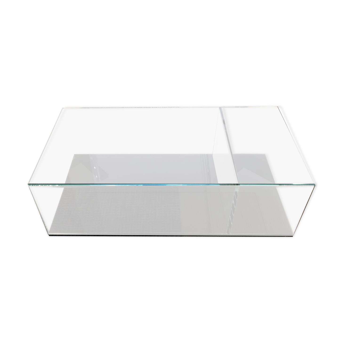 Table basse en verre 269 MEX de Cassina