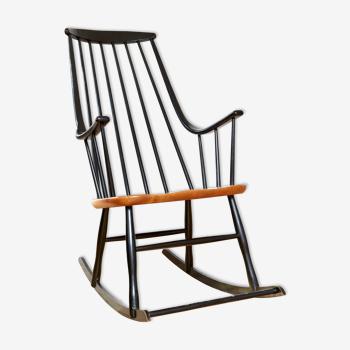 Rocking Chair «Bohème» Lena Larsson pour Nesto