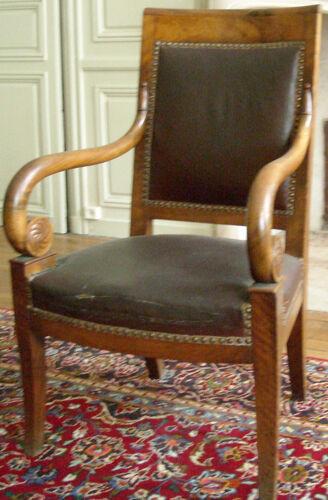 Canapé et fauteuils Napoléon III