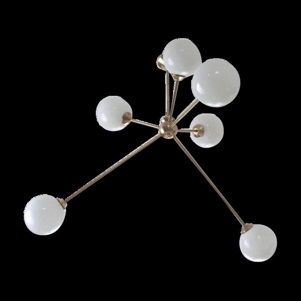 Lustre Spoutnik années 1960