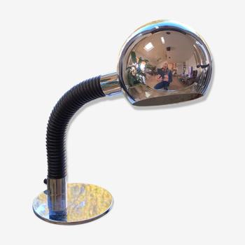 Lampe space age eyeball Tagetti Sankey 1970