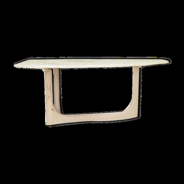 Selency Table en marbre 60/70