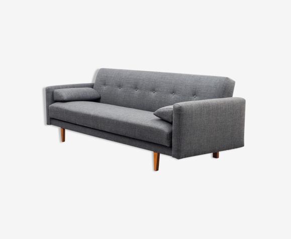Canapé convetible, années 50, restauré