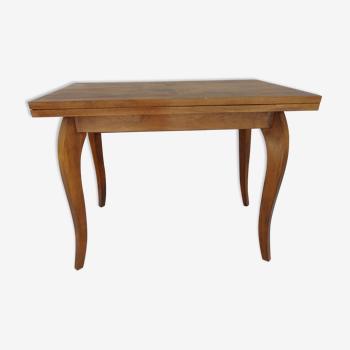 Table modulable vintage