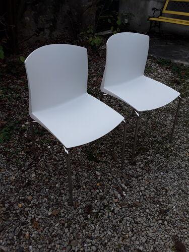 Chaises Twins Group design italien