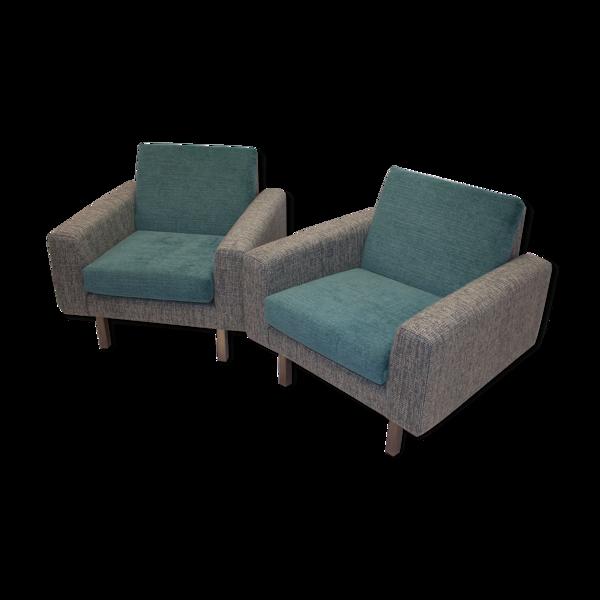 Selency Paire de fauteuils Artifort 410 Theo Ruth
