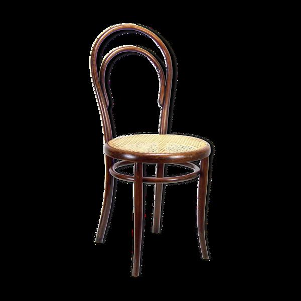 Chaise viennoise No. 14 de Thonet 1860