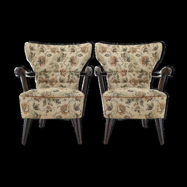 Selency Paire de fauteuils, Tchécoslovaquie, 1940