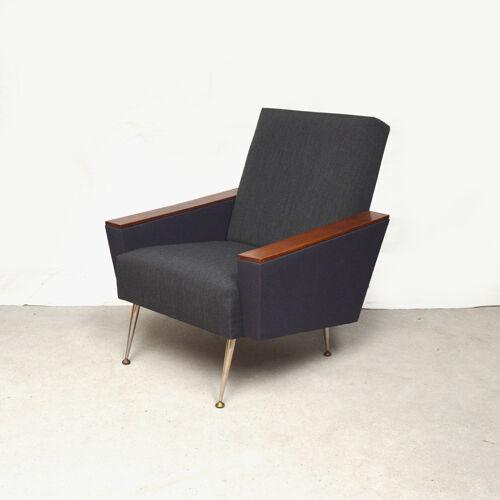 Paire de fauteuils modernistes, 1950