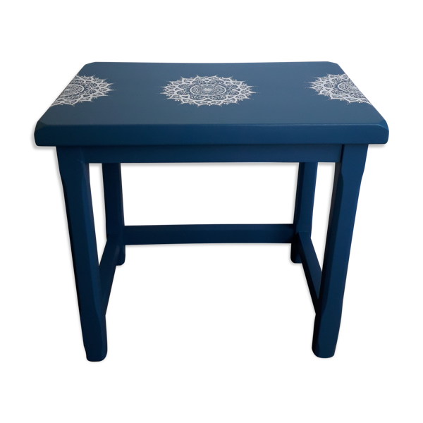 Table d'appoint mandala