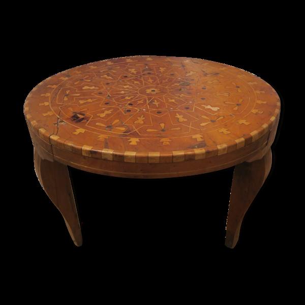 Table basse orientale