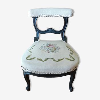 Fauteuil Napoléon/fauteuil caqueteuse