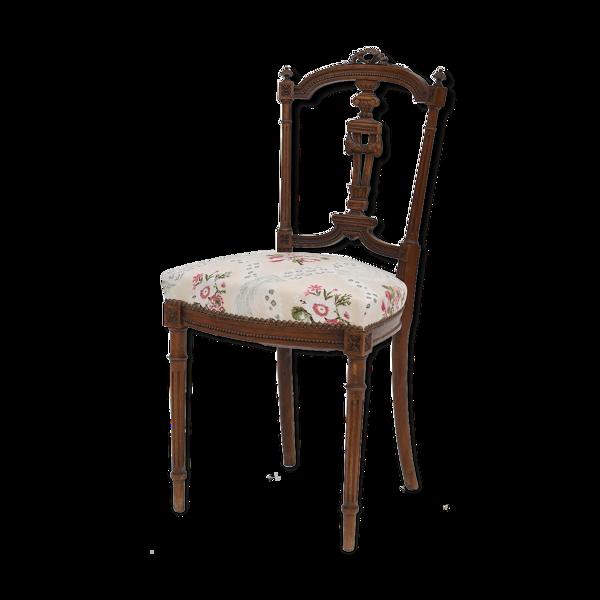 Chaise d'époque 1900