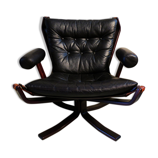 Fauteuil Sigurd Ressell version 1970