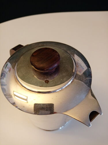 Art Deco coffee maker Ercuis