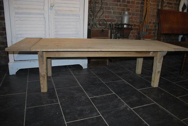 Table de salon avec allonges
