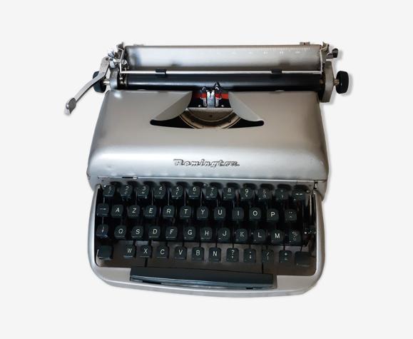 Machine à écrire Remington foncrtionnelle