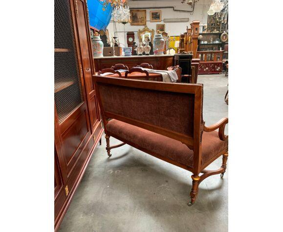 Canapé de style Henri II