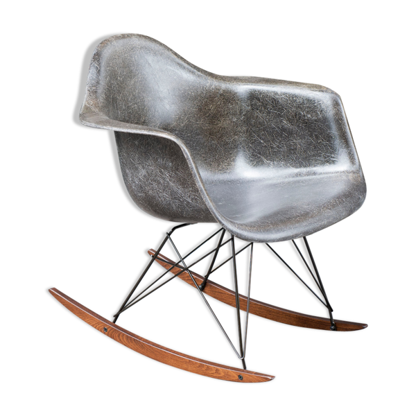 Selency Rocking chair de Charles & Ray Eames pour Herman Miller
