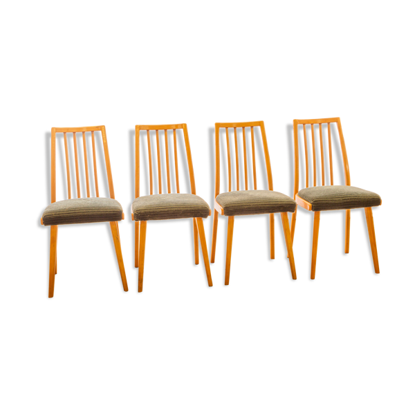 Ensemble de 4 chaises Jitona