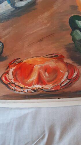 Tableau peinture nature morte