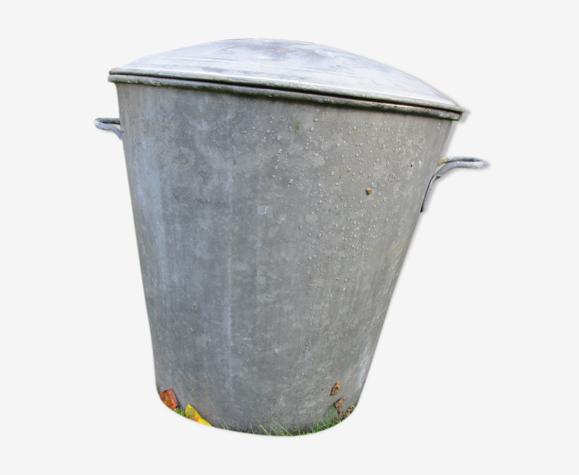 Lessiveuse en zinc