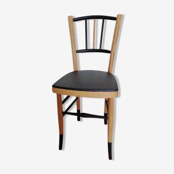 Chaise bistrot revisitée