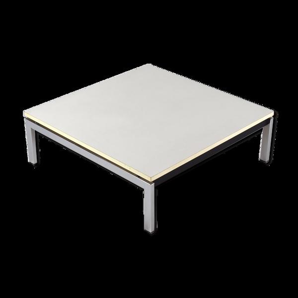 Selency Table basse architecte des années 1960