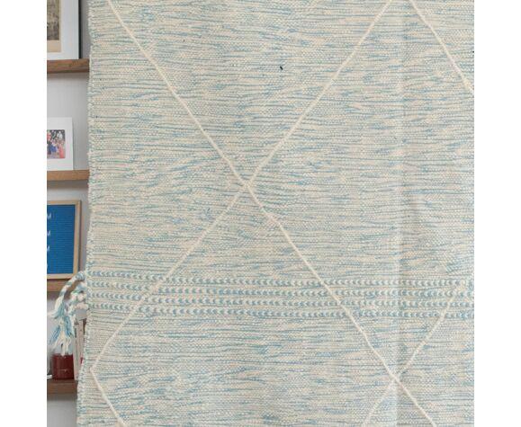 Tapis marocain berbere kilim zanafi 260x150cm