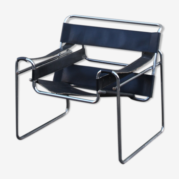 Wassily chair by Marcel Breuer