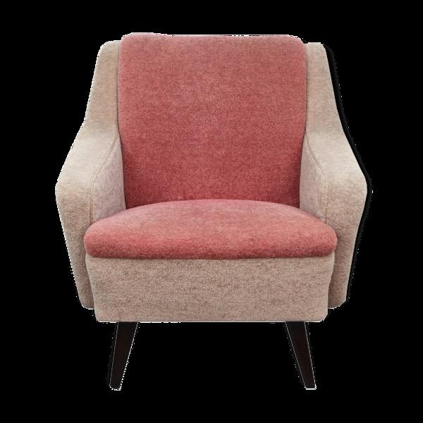 Selency Bicolor fauteuil des années 1950