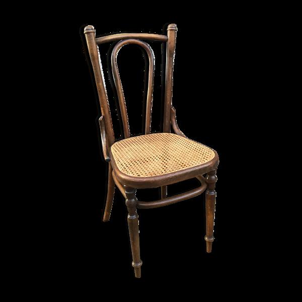 Chaise bistrot Fischel Nr 56 bois courbé