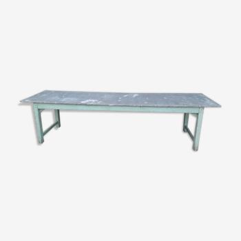Table de guinguette 300 cm
