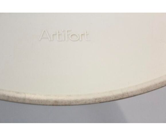 Tulip T830 coffee table by Geoffrey Harcourt for Artifort