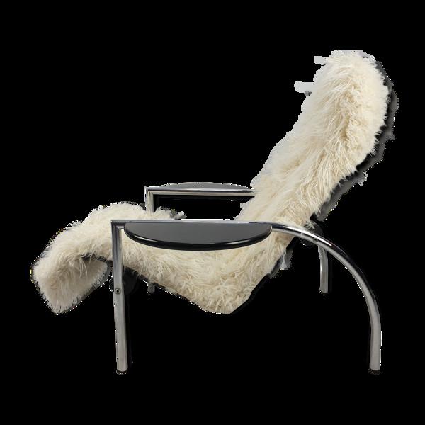 Selency Chaise lounge réglable Noe