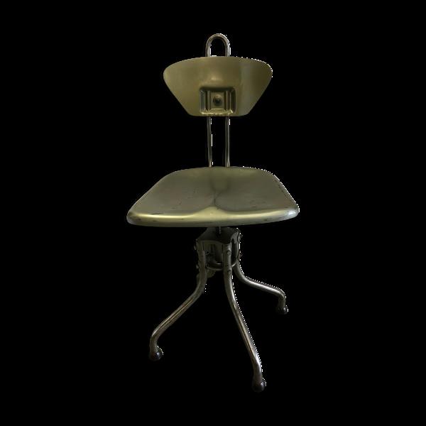 Selency Chaise à système d'atelier