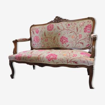 Louis XV 3-seater sofa